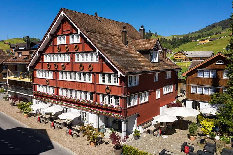 VIP-Wellness - Hotel Bären Gonten