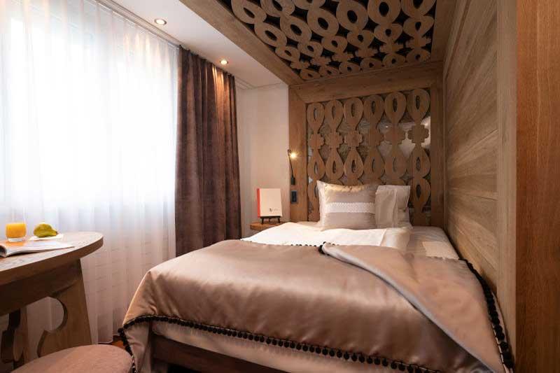 VIP-Wellness in Gonten - Boutique Hotel Bären Gonten - Einzelzimmer